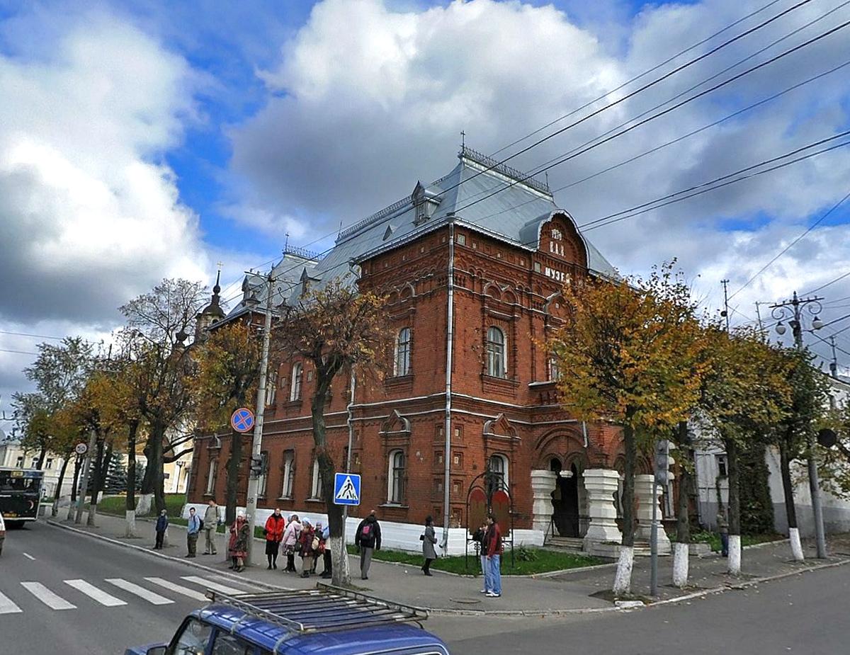 Театры города владимира