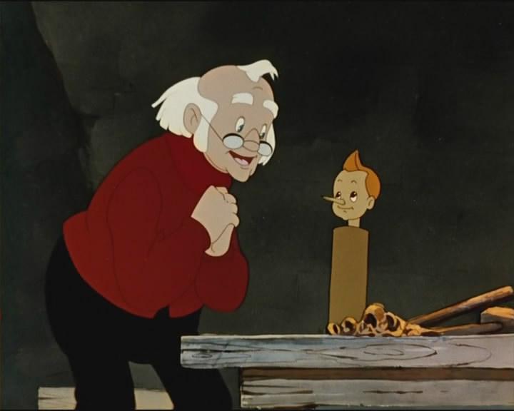 Версия замечательного мультфильма и п